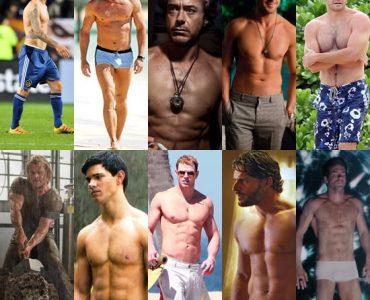 fittest movie stars